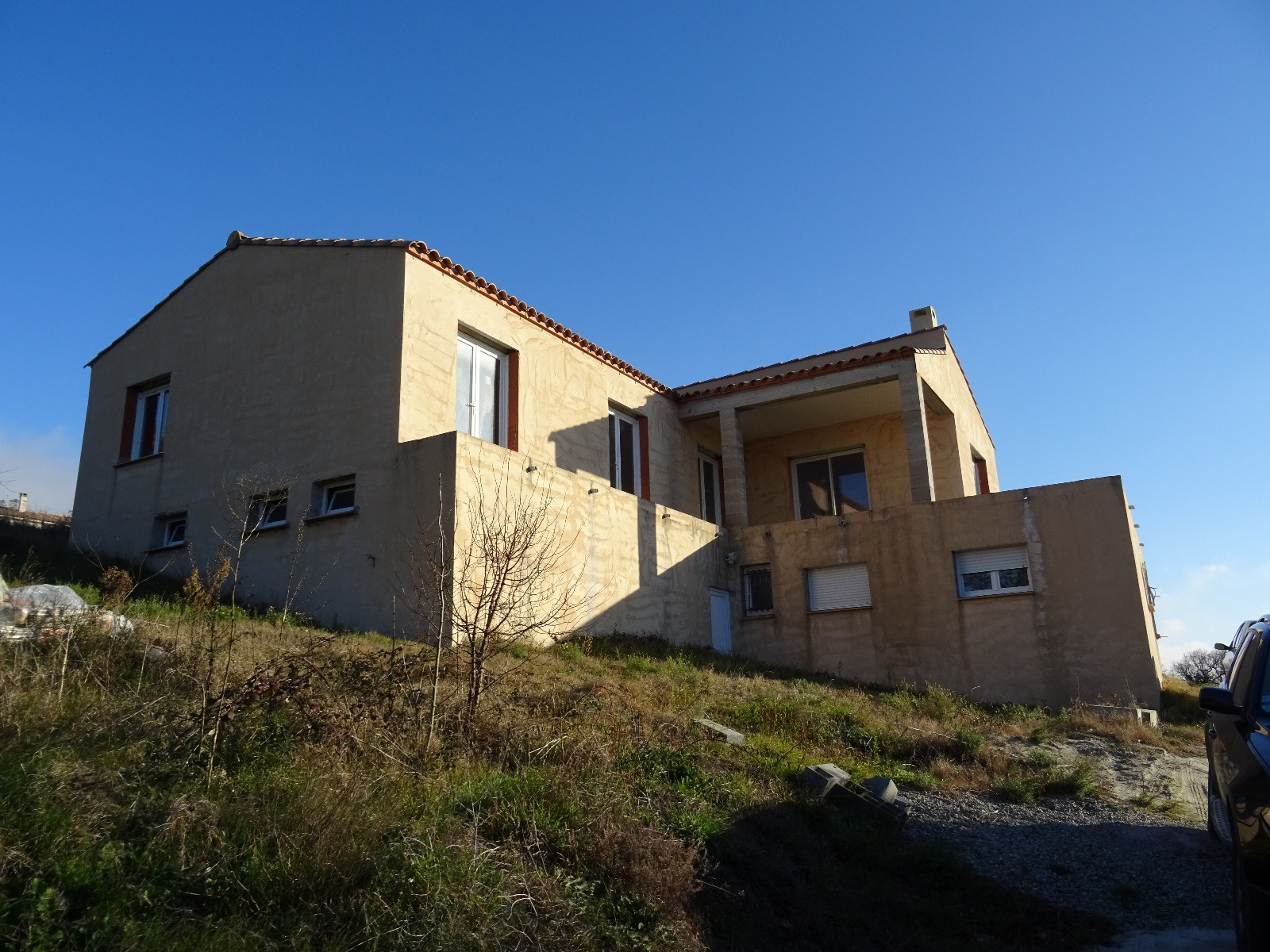Maison ossature bois hors d eau hors d air for Construire une maison hors d eau hors d air